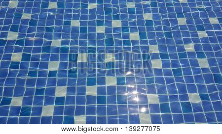 water pool background swimming color blue patter wave