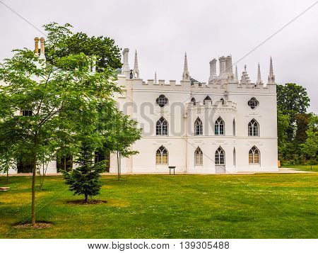 Strawberry Hill House Hdr