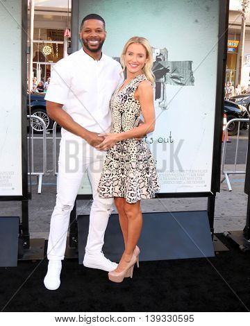 LOS ANGELES - JUL 19:  Kerry Rhodes, Nicky Whelan at the