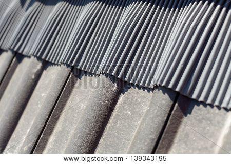 Flashing for roof window (skylight or dormer)
