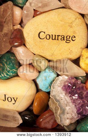 Courage And Joy