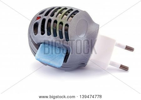 Household appliance fumigator to repel flies and mosquitoes