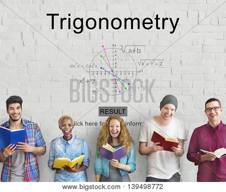 Trigonometry Algebra Equation Knowledge Learn Concept