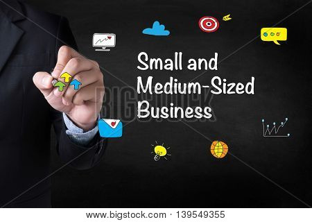 Smb - Small And Medium-sized Business