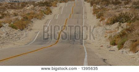 Desert Highway Dips 2