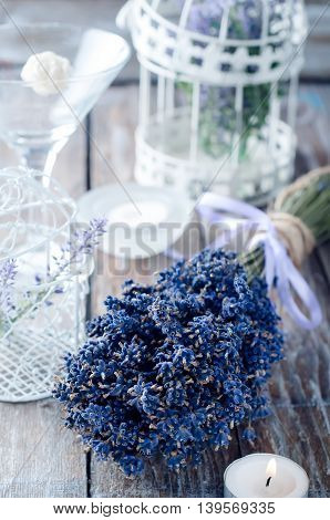 Lavender - Bunch Of Lavender Flowers