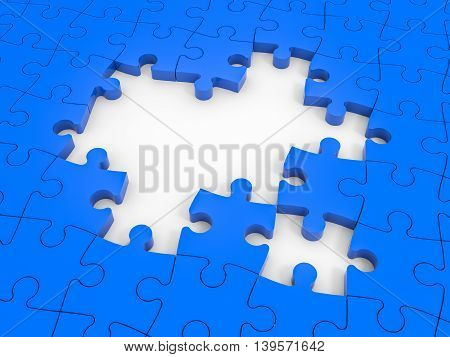 Missing Puzzle Pieces.