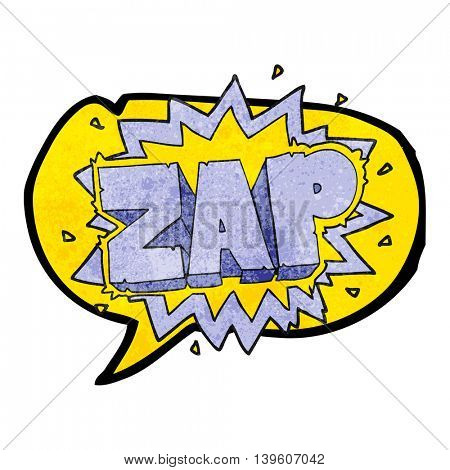 happy freehand texture speech bubble cartoon zap explosion sign