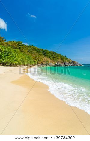 Beautiful tropical Thai beach