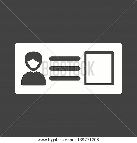 Poll, percent, results icon vector image.Can also be used for elections. Suitable for web apps, mobile apps and print media.