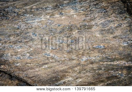 Warm Yellow Gray Sand Stone Or Rock Texture.