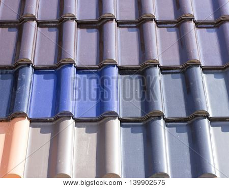 Colorful Metal Can Be Used For Advertising