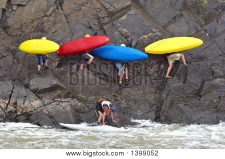 5 Kayaks
