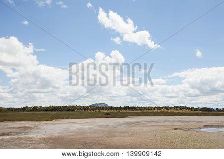 Dry Tidal Area