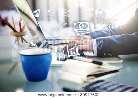 Business Company Growth Startup Success Concept