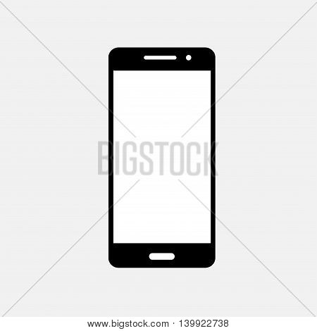 Mobile vector icon Phone icon illustration Mobile icon eps. Mobile icon flat. Phone icon object. Mobile icon pictogram.