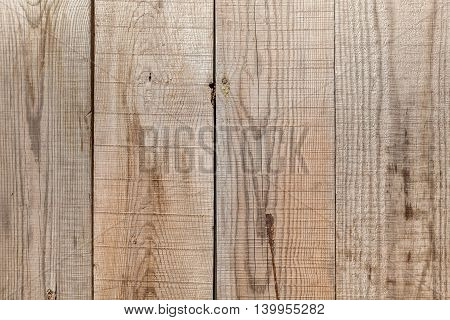 Background of old rustic gnarled planks. The texture of the old rustic gnarled planks. Wooden vintage background.