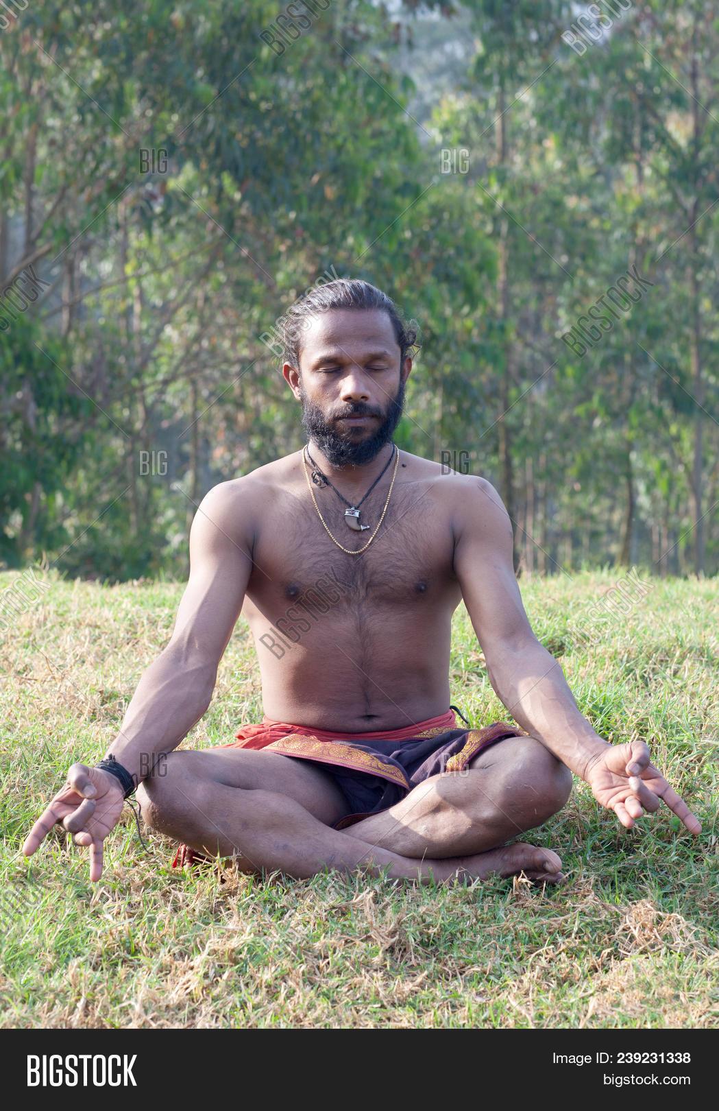 Athletic Indian Man Image Photo Free Trial Bigstock