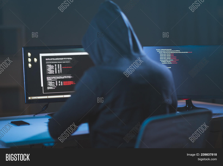 Cybercrime, Hacking Image & Photo (Free Trial) | Bigstock