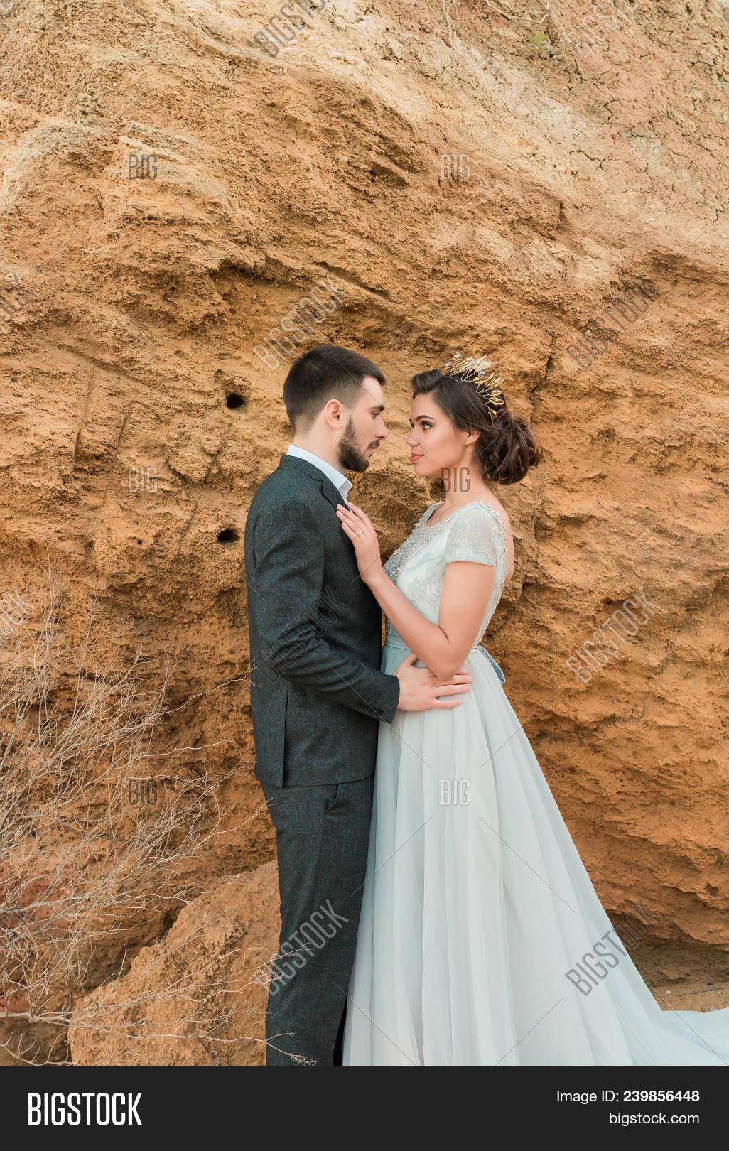 Beach Wedding Pos   Wedding Couple Just Image Photo Free Trial Bigstock