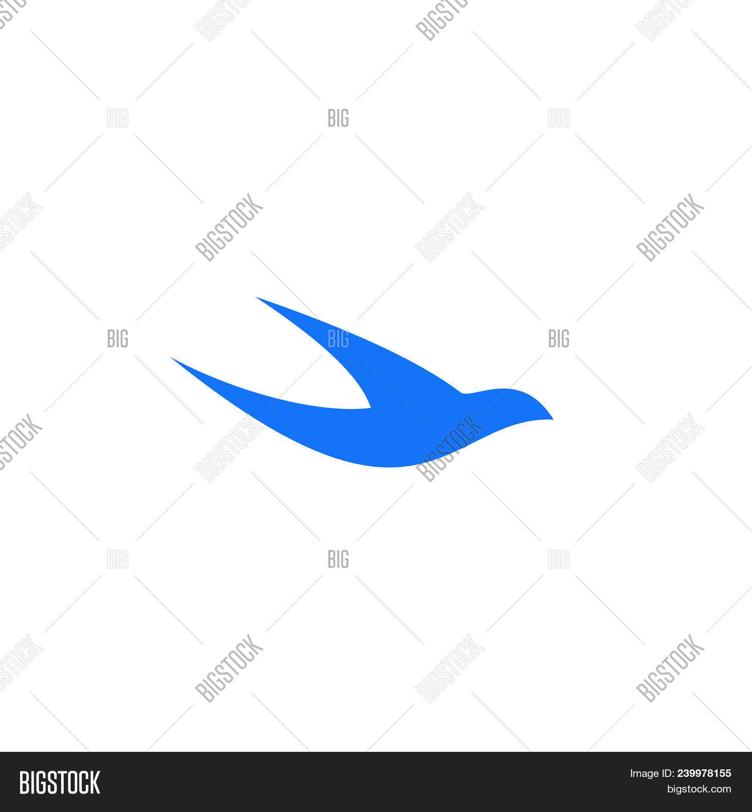 swallow logo vector vector photo free trial bigstock swallow logo vector vector photo