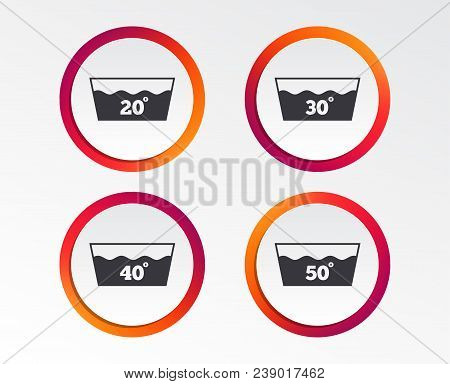 Wash Icons  Machine Vector & Photo (Free Trial) | Bigstock
