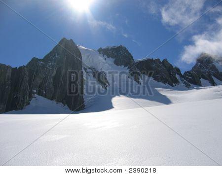Franz Josef Glacier Neve
