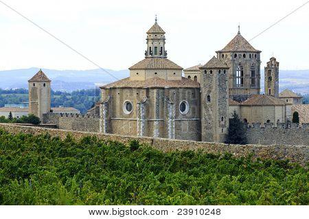 Monastery of Poblet, Spain