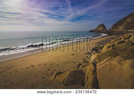 Point Mugu Rock
