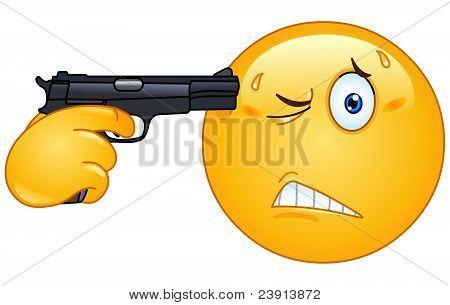 Suicide Emoticon
