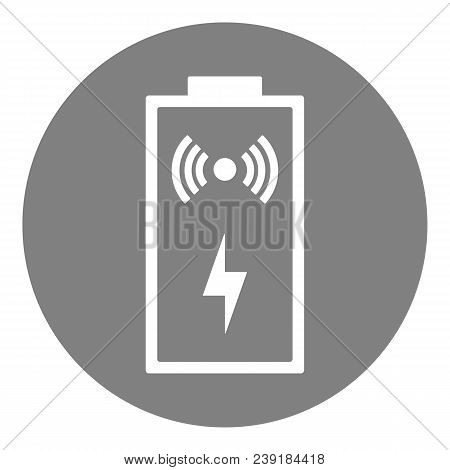 Wireless Charging Vector Photo Free Trial Bigstock