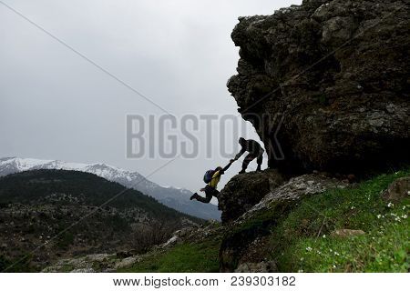 Brave Mountaineer's Concept Of Cooperation