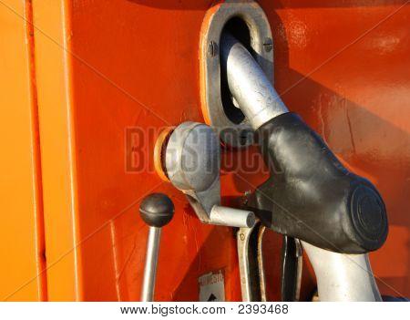Diesel-Pumpe