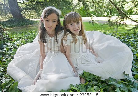 Communion Girls