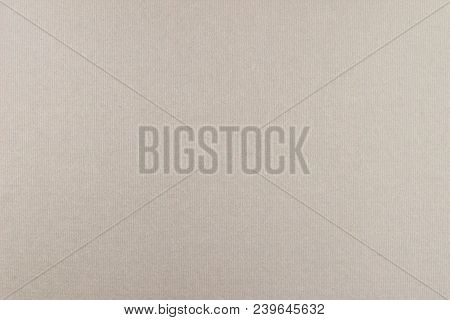 Brown Cardboard Sheet Abstract Texture Or Background