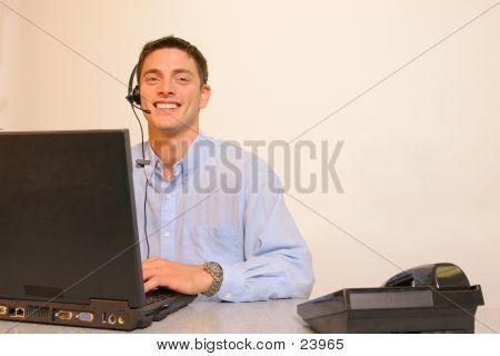 Office Business Man