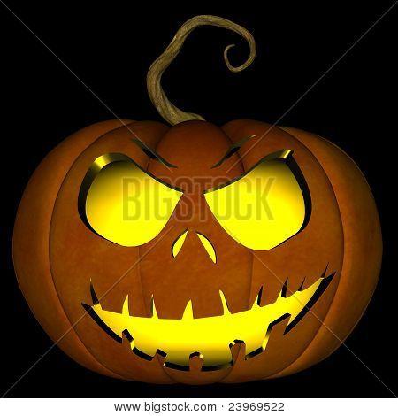 Halloween Jack O Lantern 05