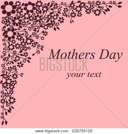 Postcard For Mother's Day.