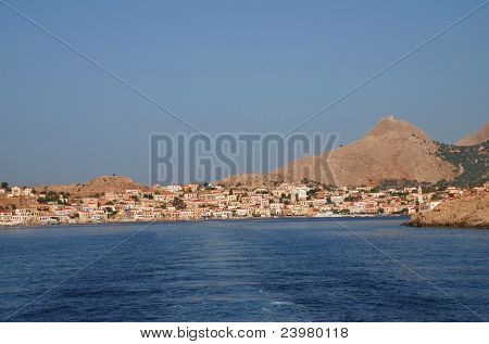 Halki island, Greece