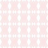 Abstract background of seamless fashion geometric patterns poster