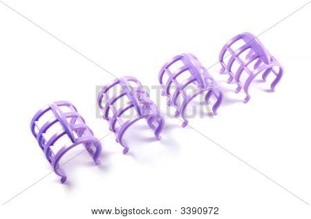 Hair Curler Clamp