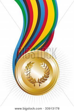 Games Gold Medal