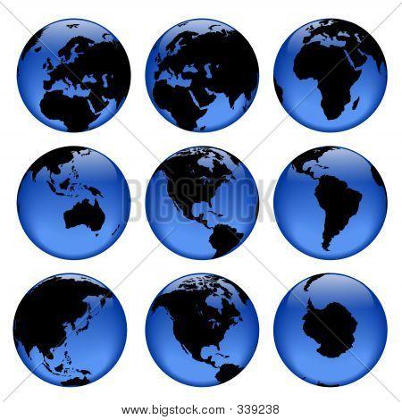 Globe Views #2