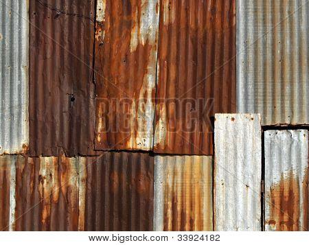 Corrigated Steel