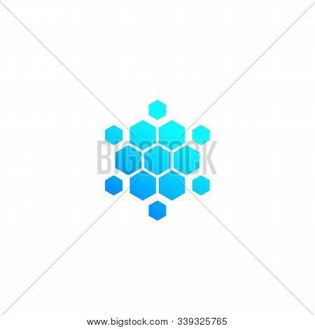 Nano Materials Vector Icon, Eps 10 File, Easy To Edit