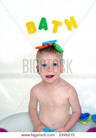 Alphabet Bath