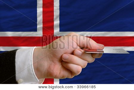 Buying With Credit Card In Iceland