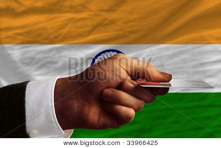 Buying With Credit Card In India