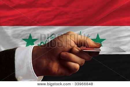 Buying With Credit Card In Iraq