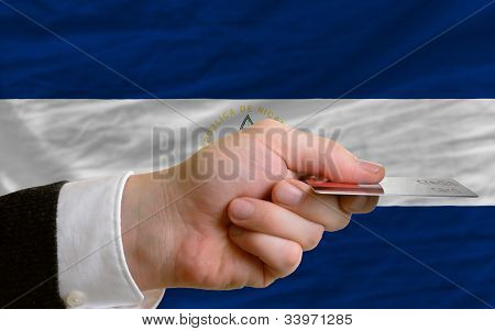 Buying With Credit Card In Nicaragua